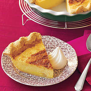Snickerdoodle Pie Recipe