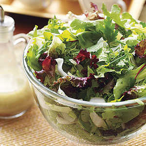 Green Salad with HerbsRecipe