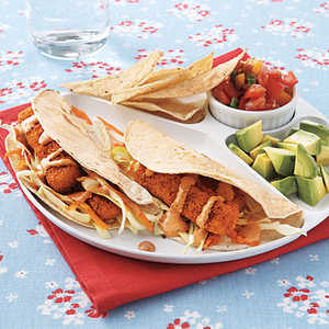 Fish Stick TacosRecipe