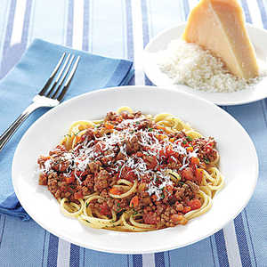 Slow-Cooked Bolognese SauceRecipe