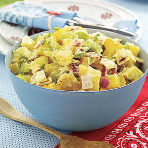 Mom's Potato Salad Recipe