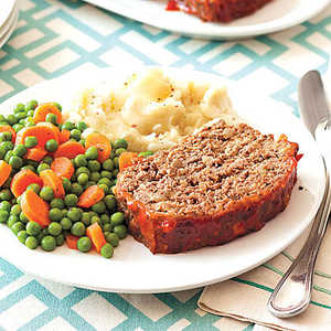 Smoky Chipotle Meat LoafRecipe