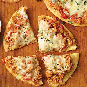 Meat Lover's PizzaRecipe