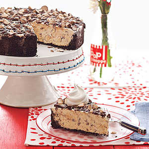 Malted Milk Ice Cream PieRecipe
