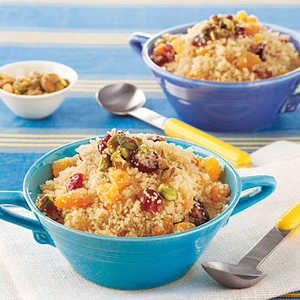 Fruit-and-Nut Couscous Recipe