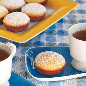 Lemon Tea Cakes Recipe