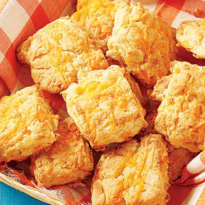 Cheddar and Corn BiscuitsRecipe