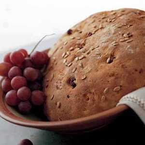 Fruit-and-Nut BreadRecipe