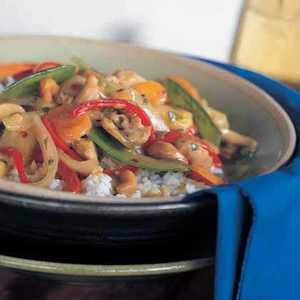 Chicken-Cashew Stir-FryRecipe