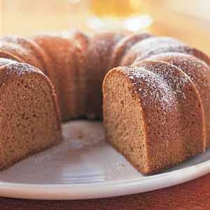 Butterscotch Bundt CakeRecipe