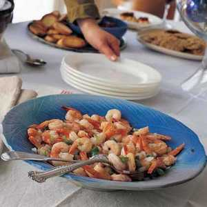 West Indies Shrimp Recipe