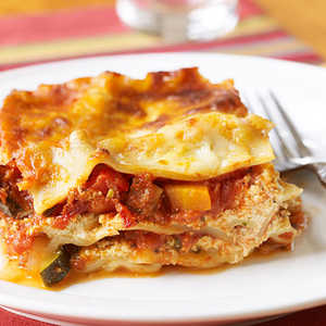 <p>Vegetable Lasagna</p>