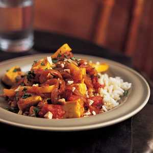 Red Curried TofuRecipe