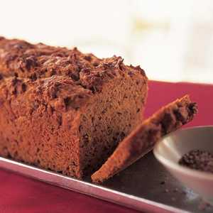 Sweet Potato Bread with Flaxseed and HoneyRecipe