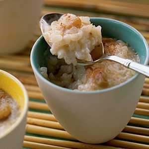 Arroz con Coco (Cuban Coconut Rice Pudding)Recipe