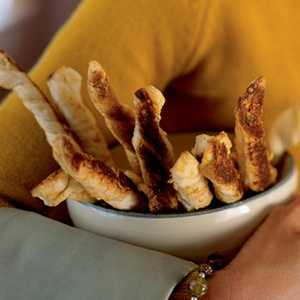 Jack Cheese BreadsticksRecipe