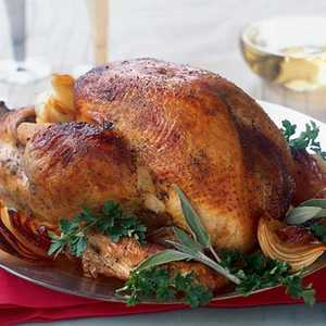 Cooking Light's Ultimate Roasted TurkeyRecipe