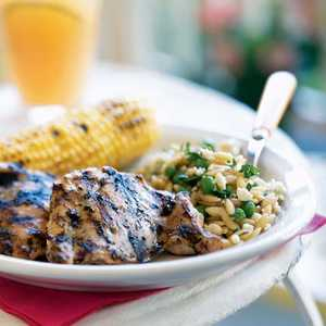 Chicken Thighs with Thyme and LemonRecipe