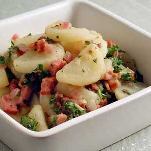 Hot German Potato SaladRecipe