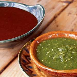 New Mexican Red Chile SauceRecipe