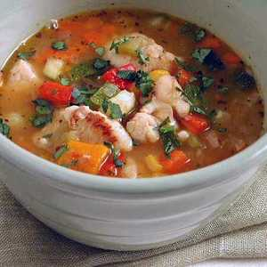 Chicken Stew with Sweet Peppers Recipe