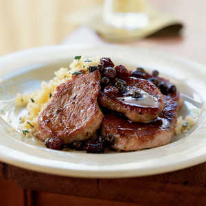 Glazed Pork Recipe