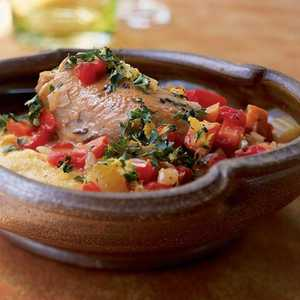 Osso Buco-Style Chicken Thighs Recipe