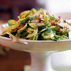 Brussels Sprouts with PecansRecipe