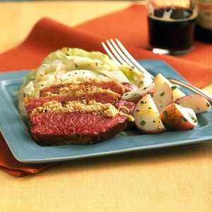 <p>Corned Beef and Cabbage Dinner</p>