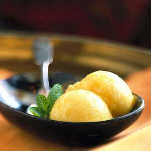 Pineapple Sorbet Recipe