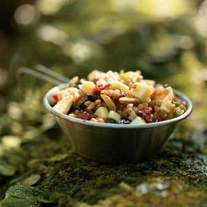 Wheat Berry Salad with Dried FruitRecipe
