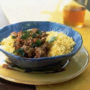 Beef Curry with Toasted Spices Recipe