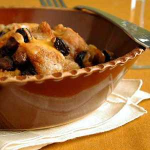 Bread Pudding with Colby CheeseRecipe
