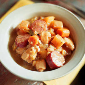 Autumn Ragout with Roasted VegetablesRecipe