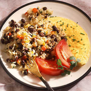 Gallo Pinto (Beans and Rice)Recipe