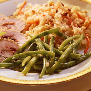 Green Beans with ShallotsRecipe