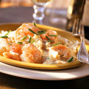 Shrimp Newburg Recipe