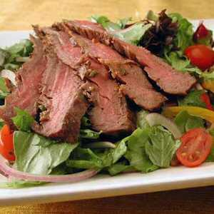 Southeast Asian Grilled Beef SaladRecipe