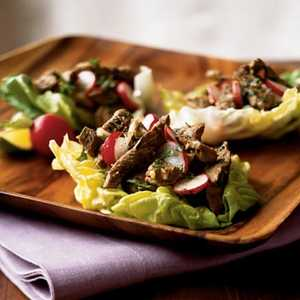 Thai Beef and Radish SaladRecipe
