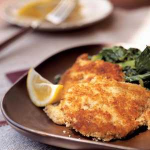 <p>Breaded Pork Cutlets</p>