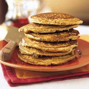 Hearty PancakesRecipe
