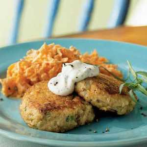 Salmon Croquettes with RémouladeRecipe
