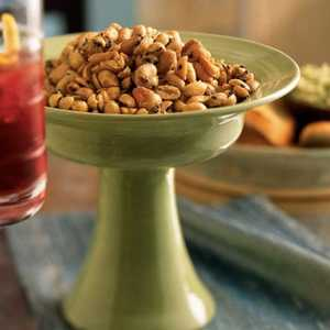 Peanuts with Indian SpicesRecipe