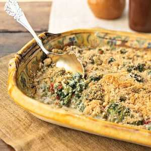 Broccoli and Parmesan CasseroleRecipe