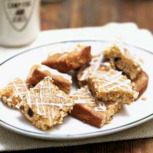 Fig and Almond Squares Recipe