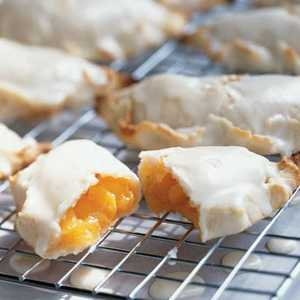 Brandied Apricot-Peach Pies Recipe