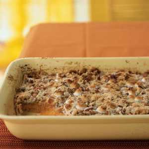 Sweet Potato CasseroleRecipe