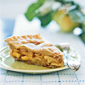 Adreena Barmakian and Jayne Cohen's Apple Pie Recipe