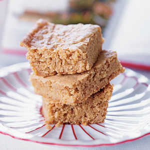 Butterscotch BlondiesRecipe