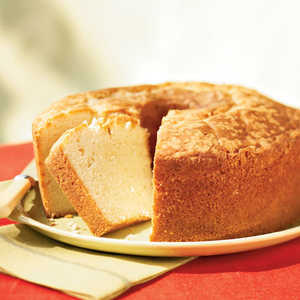 Sour Cream Pound CakeRecipe